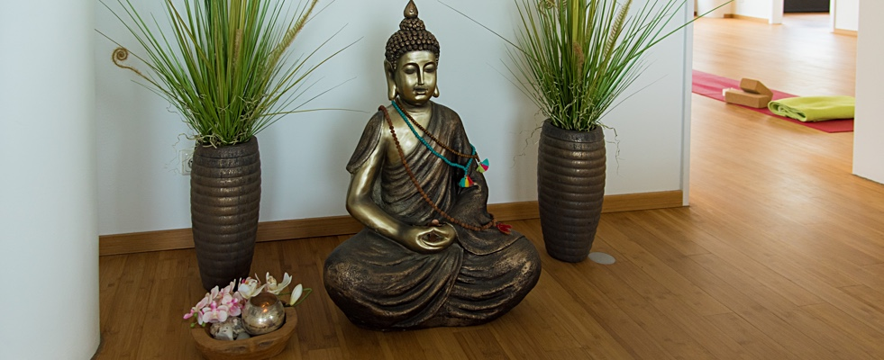 Yoga Kassel Buddha